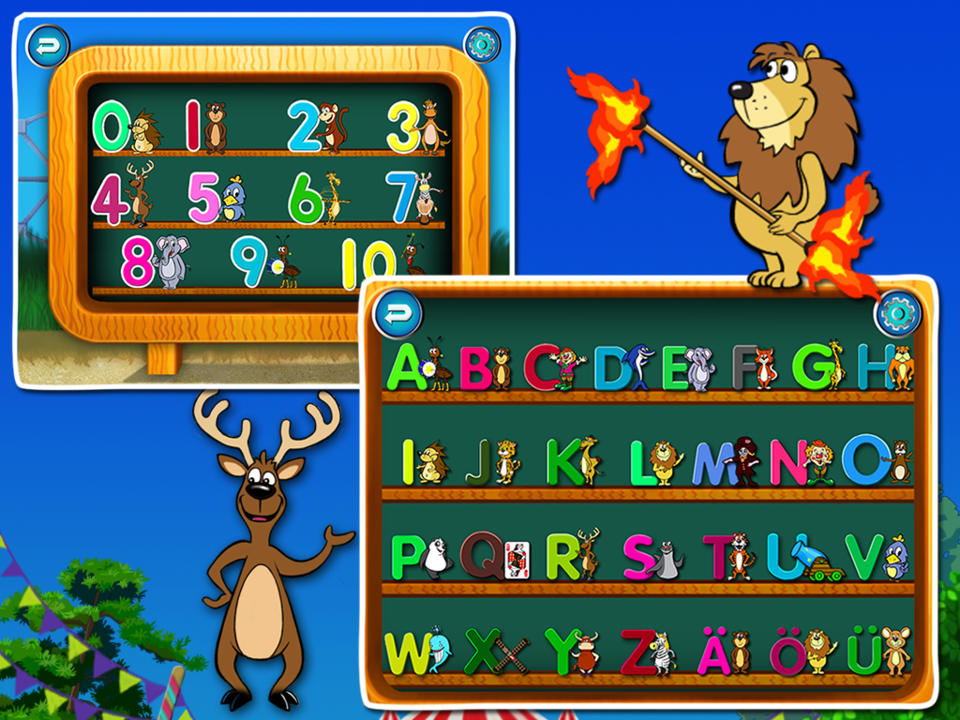 Educational Games In 1 educational games for preschoolers free