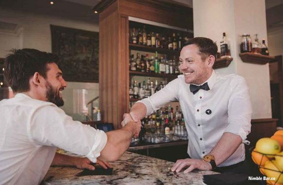 Learn The Ability To Be A Restaurant Employee / Bartender