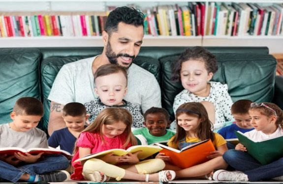 Exposing Your Children To Educational Books