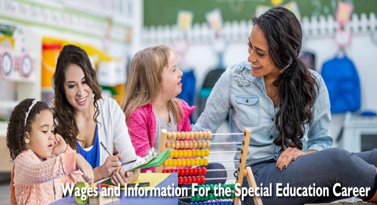 Wages and Information For the Special Education Career