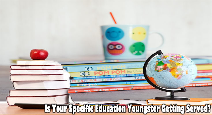 Is Your Specific Education Youngster Getting Served?