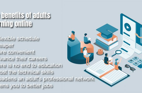 Ways an Adult Can Initiate Online Education